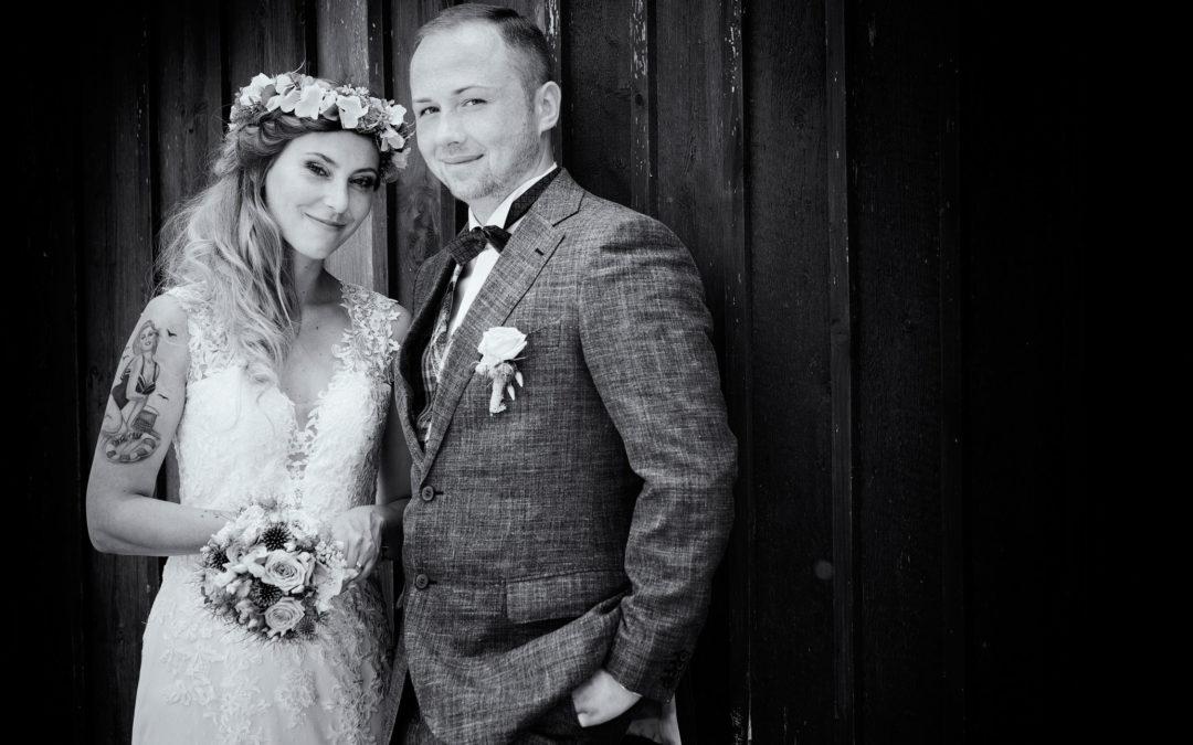 Melanie & Ronny | Boho Hochzeit