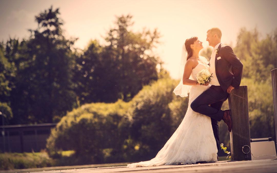 Ina & Stefan    Hochzeit Scheune am See in Sohland
